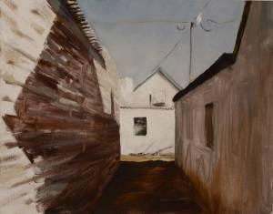 Elim Oil On Canvas 35 X 45 Cm 2010 R1500