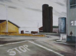 Lamberts Bay Oil On Canvas 430 X 40 Cm 2008 R1250